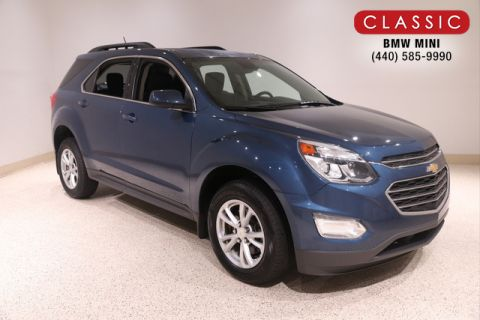Pre-Owned 2017 Chevrolet Equinox LT W/1L