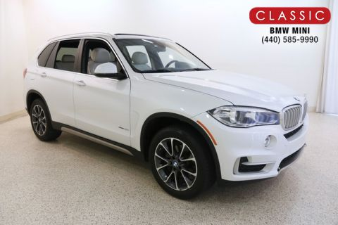 Certified Pre-Owned 2017 BMW X5 XDRIVE35I SPORT