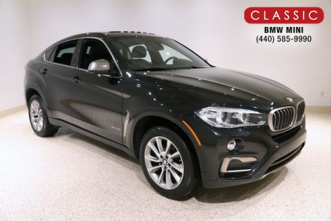 Certified Pre-Owned 2017 BMW X6 XDRIVE35I SPORT