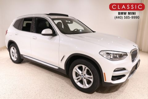Pre-Owned 2020 BMW X3 XDRIVE30I SPORT