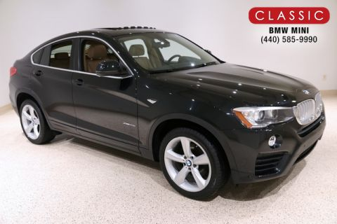 Certified Pre-Owned 2015 BMW X4 28I XDR