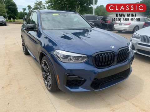 New 2020 BMW X3 M X3 M COMP
