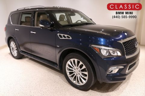 Pre-Owned 2016 INFINITI QX80 LTD