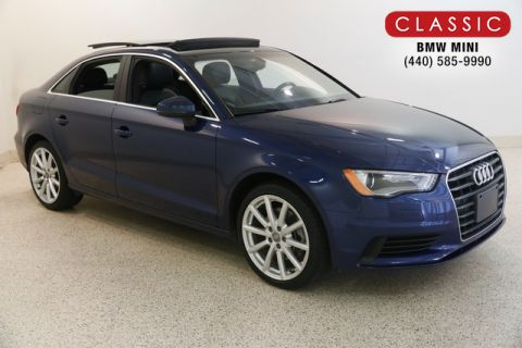 Pre-Owned 2015 Audi A3 1.8T PRE