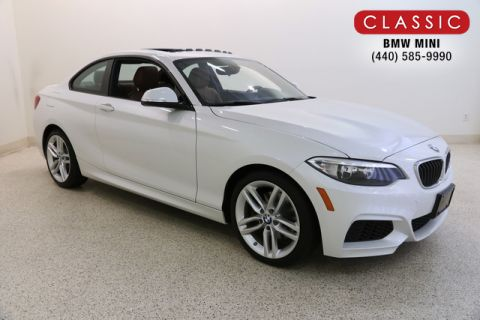 Certified Pre-Owned 2016 BMW 228 228I XD