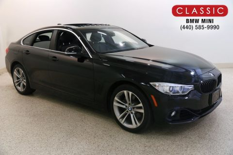 2016 BMW 428 Gran Coupe