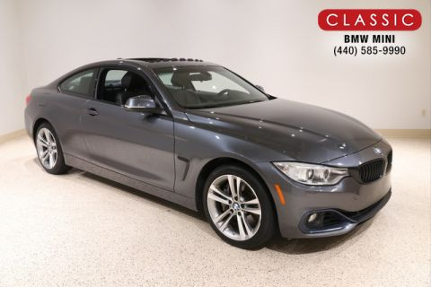 Certified Pre-Owned 2017 BMW 440 440I XDRIVE COU