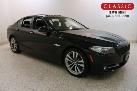 Certified Pre-Owned 2016 BMW 528 528I XD
