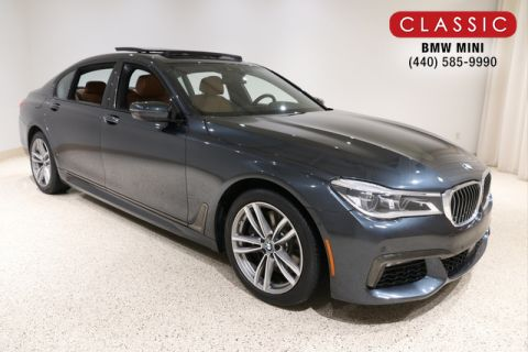Certified Pre-Owned 2016 BMW 750 750I XD