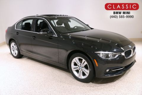 Certified Pre-Owned 2017 BMW 330 330I XDRIVE SED