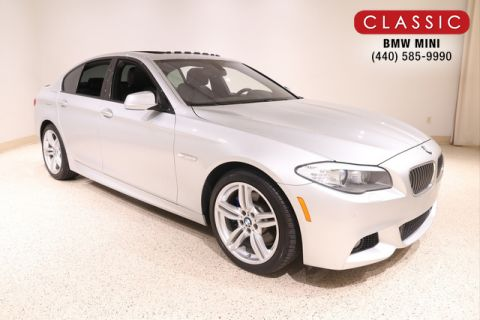 Pre-Owned 2013 BMW 535 535I XD