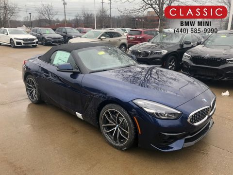 New 2020 BMW Z4 SDR30I