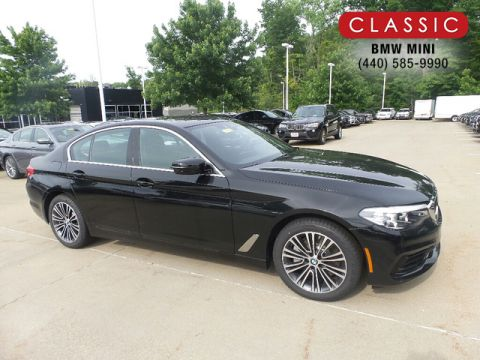 New 2019 BMW 530 i xDrive