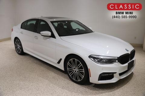 2017 BMW 5 Series 540I XDRIVE SED