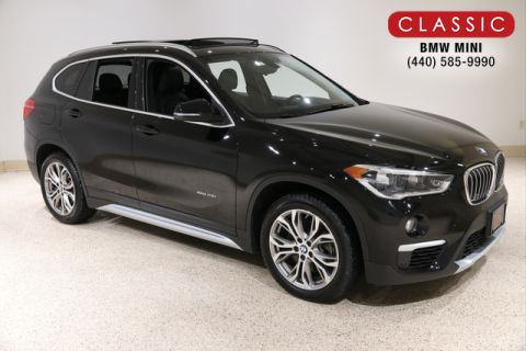Certified Pre-Owned 2016 BMW X1 XDRIVE2