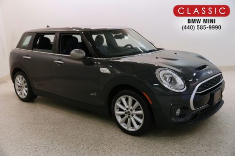 2017 MINI Clubman S ALL4 4