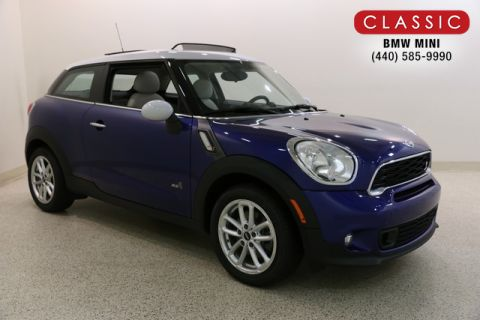 2015 MINI Paceman ALL4  S