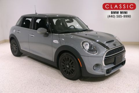 Pre-Owned 2020 MINI Hardtop 4 Door S