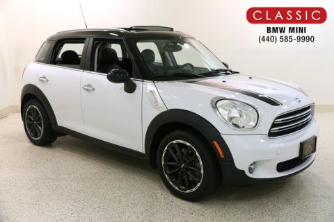 2016 MINI Countryman Cooper