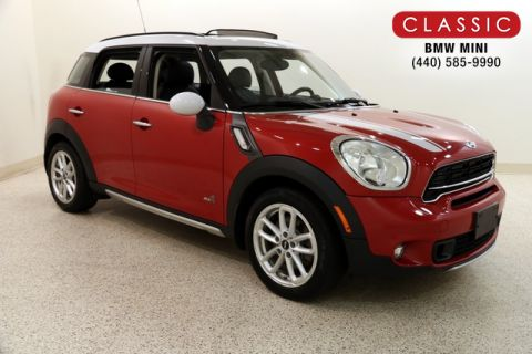 2016 MINI Countryman ALL4  S