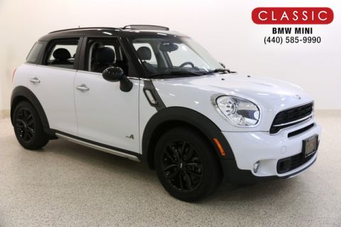 Pre-Owned 2016 MINI Countryman ALL4 S